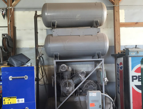 Tank Fabrication and Air Compressor Expansion